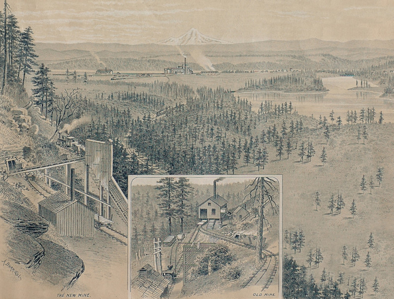 1888 view from Iron Mtn