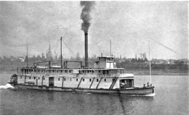 WillametteChief(sternwheeler)